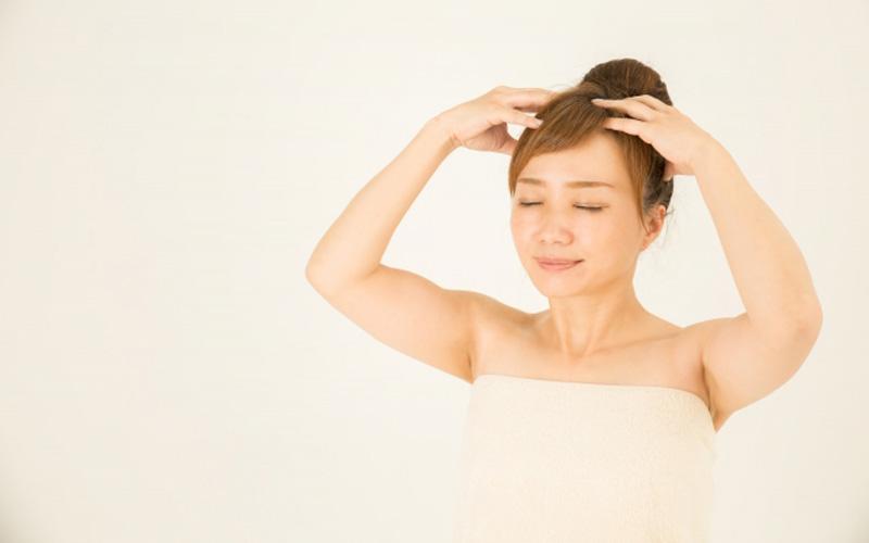 女性の育毛におすすめ!血行を良くするマッサージ方法